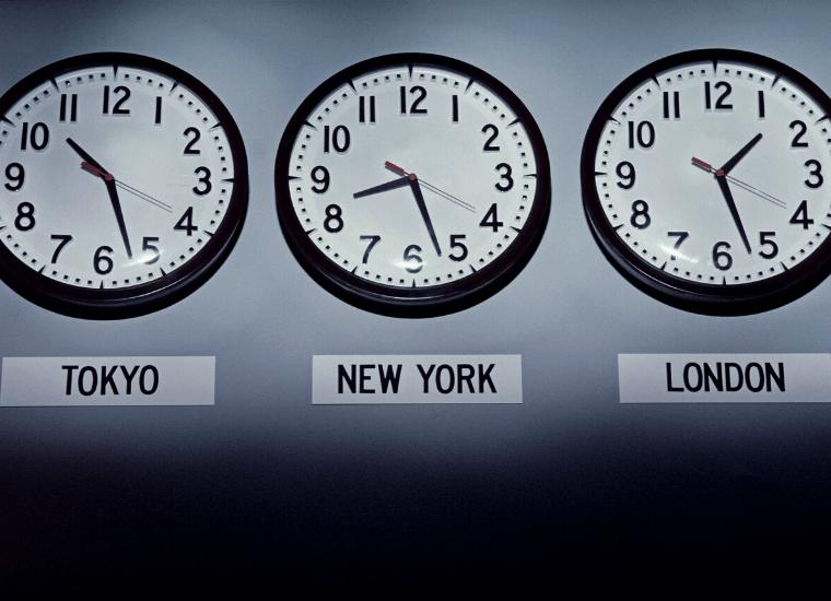 bpo for different timezones