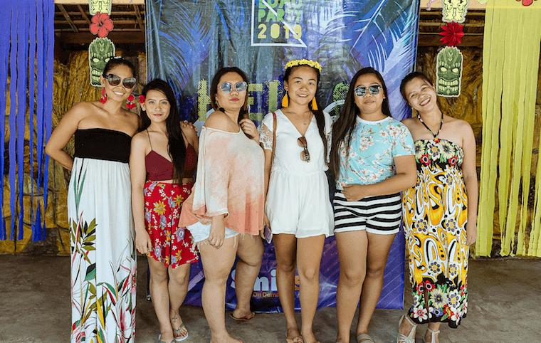Guihulngan summer party