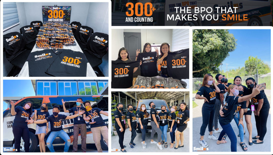 300+ Smiles Employees & Counting | Reflecting On 2020/2021