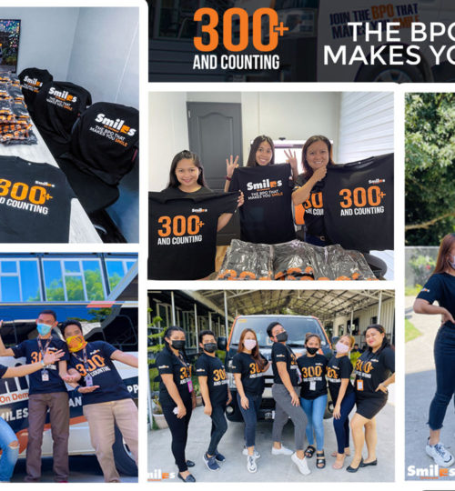 300+ Smiles Employees & Counting   Reflecting On 2020/2021