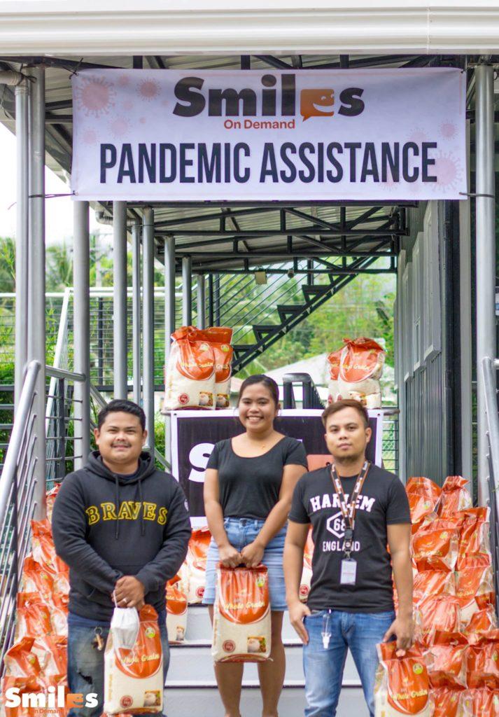 pandemic assistanca